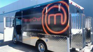 Restaurant consultant client Master Chef food truck