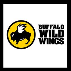 restaurant consultants client, Buffalo Wild Wings logo