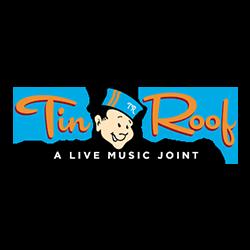 restaurant consultant client Tin Roof logo